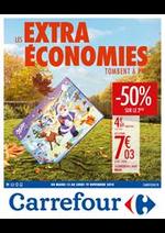 Promos et remises  : Les extras économies tombent à pic 2 !