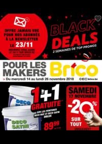 Prospectus Brico ATH : Black deals