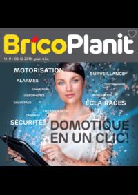 Prospectus Brico Plan-it La Louviere : Domotique en un clic