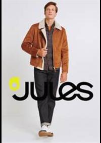 Prospectus Jules PARIS 12 - Rue Du Fg St Antoine : Manteaux Homme