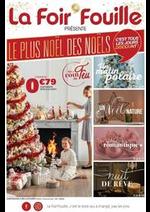 Prospectus La Foir'Fouille : Le plus noël des noëls