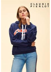 Prospectus Claudie Pierlot PARIS Abbesses : Mailles & Sweatshirts