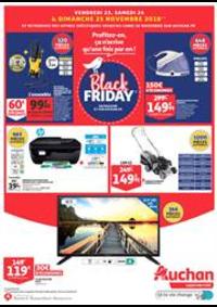 Prospectus Auchan ISSY LES MOULINEAUX : Profitez-en, ça n'arrive qu'une fois par an !