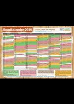 Prospectus  : Mondkalender 2019