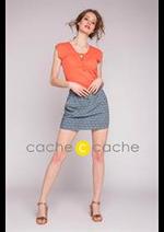 Prospectus Cache Cache : Jupe Femme