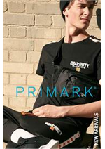 Promos et remises  : Primark New