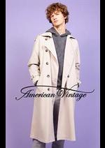 Prospectus American Vintage : Veste Homme