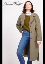 Prospectus American Vintage : Manteaux D'Hiver Femme