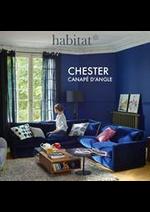 Prospectus Habitat : Les nouvelles tendances