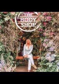Prospectus The Body Shop BESANCON REVOLUTION : New In