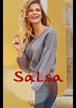 Prospectus Salsa : Collection Femme