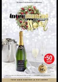 Prospectus Intermarché Super Jussey : INTERMARCHÉ DE NOËL