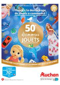 Prospectus Auchan TRIGNAC : Foncez, le destockage de Noël a commencé !