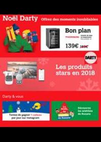 Prospectus DARTY TOURVILLE : Noël Darty