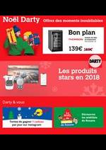Prospectus DARTY : Noël Darty