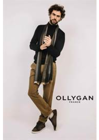 Prospectus Ollygan AUBERVILLIERS : Collection Pulls Homme