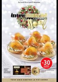 Prospectus Intermarché Super Villeneuve Saint-Georges : INTERMARCHE DE NOEL