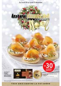 Prospectus Intermarché Super Darney : INTERMARCHE DE NOEL