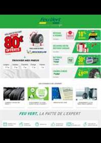 Prospectus Feu Vert Bruay La Buissiere : Offres Feu Vert