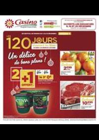Prospectus Supermarchés Casino PARIS 77 Rue de Flandre : Un délice de bons plans !