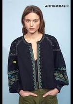 Prospectus Antik Batik : Jackets & Knitwear