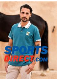 Prospectus Sports Direct BAGNOLET : Collection Homme