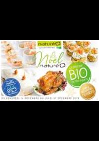 Prospectus NaturéO LIVRY-GARGAN : Le Noël NaturéO