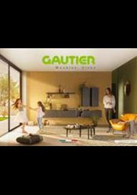 Prospectus GAUTIER STE GENEVIEVE DES BOIS : Collection 2019