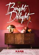 Prospectus  : Catalogue Bright Delight