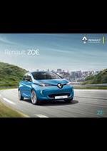 Promos et remises  : Renault Zoe