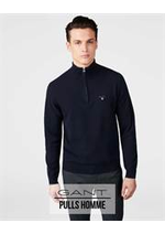 Prospectus GANT : Collection Pulls Homme