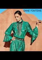 Prospectus Anne Fontaine : Mode Femme