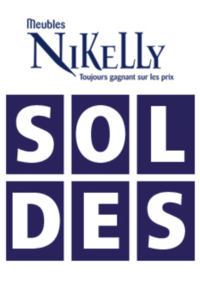 Prospectus Meubles Nikelly : Soldes