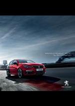 Prospectus Peugeot : Peugeot 308 gti