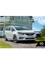 Prospectus opel : Opel Zafira