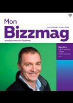 Journaux et magazines Proximus : Mon bizz mag