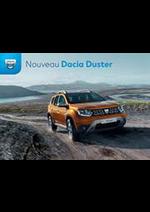 Promos et remises  : Dacia Duster