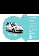 Promos et remises  : Citroën E-Berlingo Multispace
