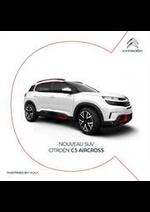 Prospectus Citroen : Citroën C5 Aircross