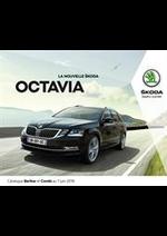 Promos et remises  : Skoda Octavia