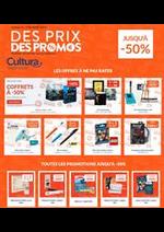 Prospectus  : Des Prix, Des Promos