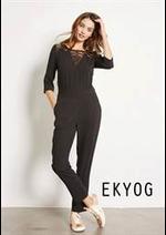 Prospectus Ekyog : Collection Robes