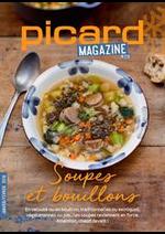 Prospectus Picard : Soupes et bouillons