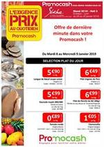 Prospectus Promocash : Exigence prix semaine 02 Dernière minute !