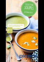 Promos et remises  : Collection soupes