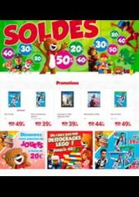 Prospectus Maxi Toys : Soldes -20% -30% -40% -50%