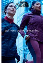 Promos et remises  : The North Face women activities