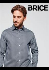 Prospectus Brice SAINT-BRICE SOUS FORÊT : Chemises Homme