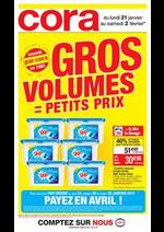 Promos et remises  : Gros volumes = petits prix