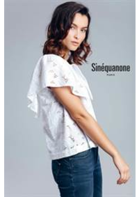 Prospectus Sinequanone CERGY : Soldes Femme